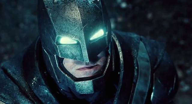 """Ben Affleck says that Warner Bros. Pictures has """"massive"""" plans for the big screen DC Universe coming out of next year's Batman v Superman: Dawn of Justice."""
