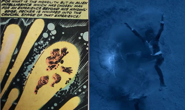 4,722 may have been a big Jack Kirby tribute!