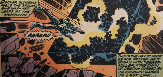 Was this Jack Kirby illustration featured on Agents of SHIELD?