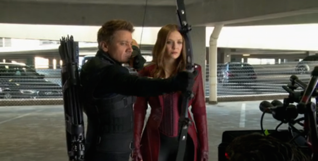 """Check out a new Captain America: Civil War featurette that takes a look behind the scenes of the upcoming Marvel Studios """"Phase Three"""" launcher."""