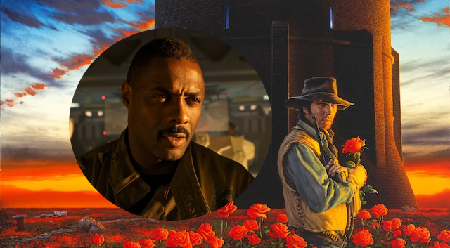 A new report suggests that Idris Elba is being eyed to play the Gunslinger Roland Deschain in the upcoming take on Stephen King's The Dark Tower.