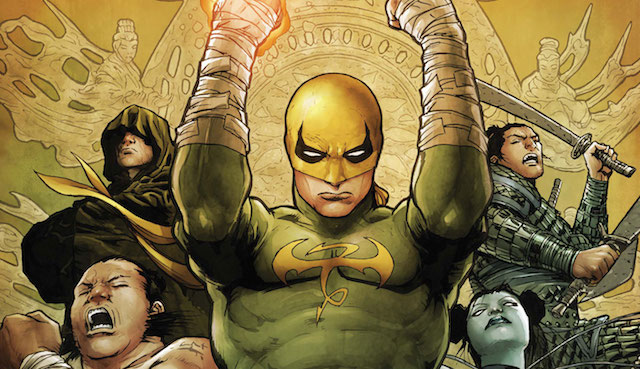 Marvel has today announced that Scott Buck will serve as showrunner and executive producer on the upcoming Netflix series, Marvel's Iron Fist.