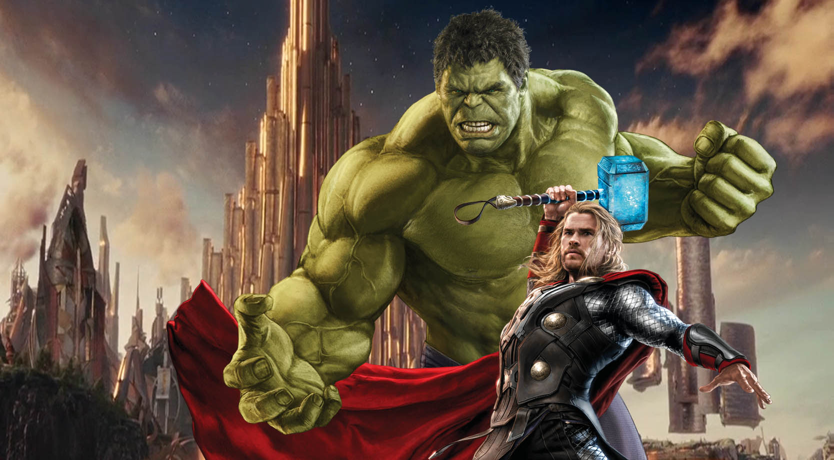 Thor: Ragnarok has today added Black List scribe Stephany Folsom. The film, which will feature the return of Chris Hemsworth's Thor, hits theaters in 2017.