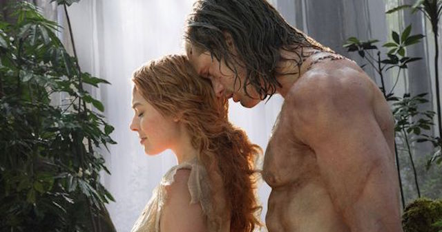 The first images from David Yates' upcoming The Legend of Tarzan have been revealed. Take a look at Alexander Skarsgård as the Edgar Rice Burroughs hero.
