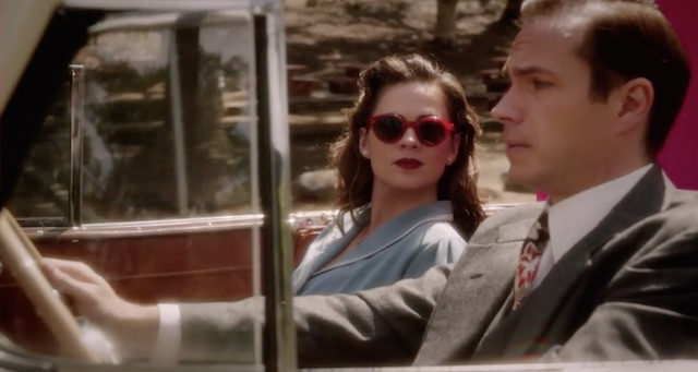 Peggy and Jarvis go for a drive in Los Angeles in the first clip from the upcoming Agent Carter season two! The series returns to ABC January 19, 2016.