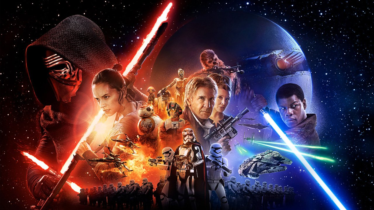 Walt Disney Pictures says that today's Star Wars: The Force Awakens box office is set to gross more than $100 million on the first day alone!
