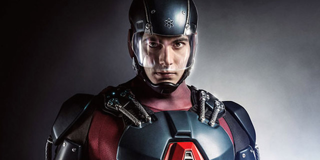 The latest TV spot for DC's Legends of Tomorrow re-introduces Arrow's Ray Palmer (aka ATOM). Brandon Routh plays the DC superhero on the upcoming series.