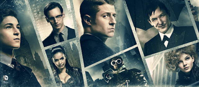"""Get ready for """"Wrath of the Villains"""" when Gotham returns to FOX February 29, 2016 with all new episodes. Check out the new """"Wrath of the Villains"""" key art!"""