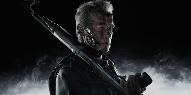 Paramount Pictures has removed the proposed Terminator sequel from their upcoming schedule, replacing it with the upcoming Baywatch movie.