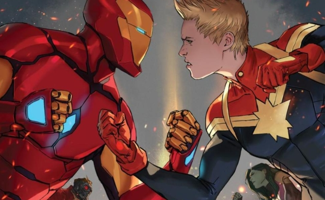 New Details on Marvel Comics' Civil War II Revealed.