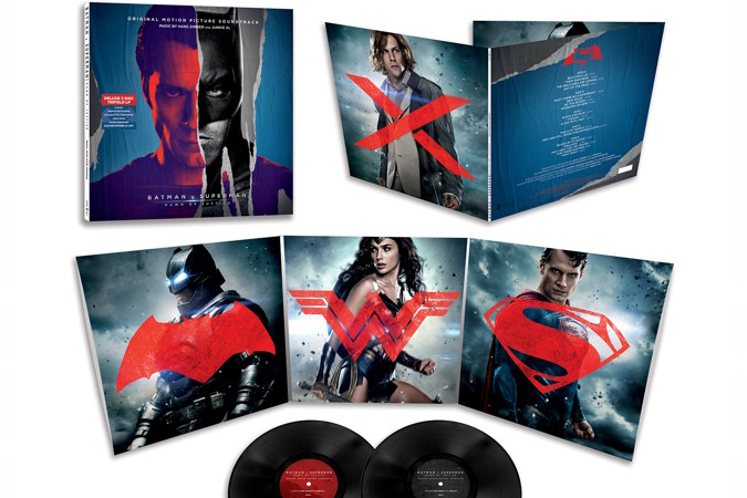 Warner Bros.' WaterTower Music has just revealed the Batman v Superman soundtrack with a preview of what to expect from the Hans Zimmer and Junkie XL score.