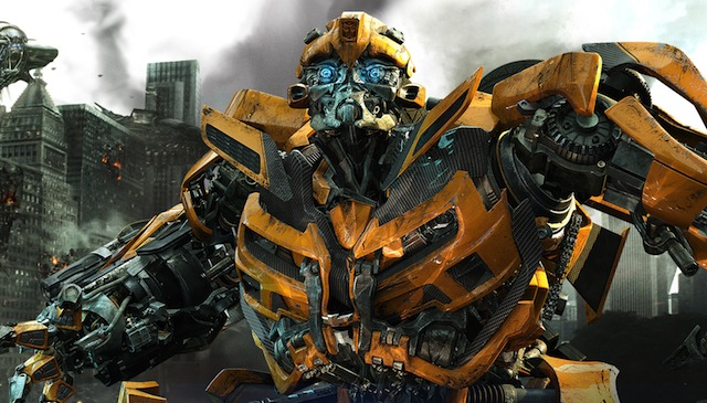 bumblebee spin off film coming in 2018. Black Bedroom Furniture Sets. Home Design Ideas