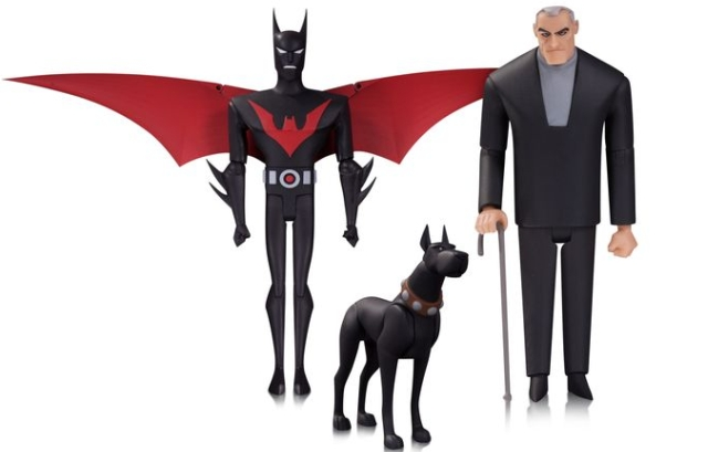 DC Collectibles Reveal New Batman: The Animated Series and Batman Beyond Action Figures.