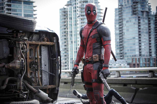Deadpool Passes $600 Million At Global Box Office