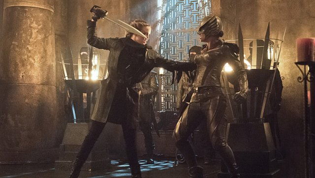 Chronos Unmasked and Talia al Ghul Appears in Our Legends of Tomorrow Episode 9 Recap