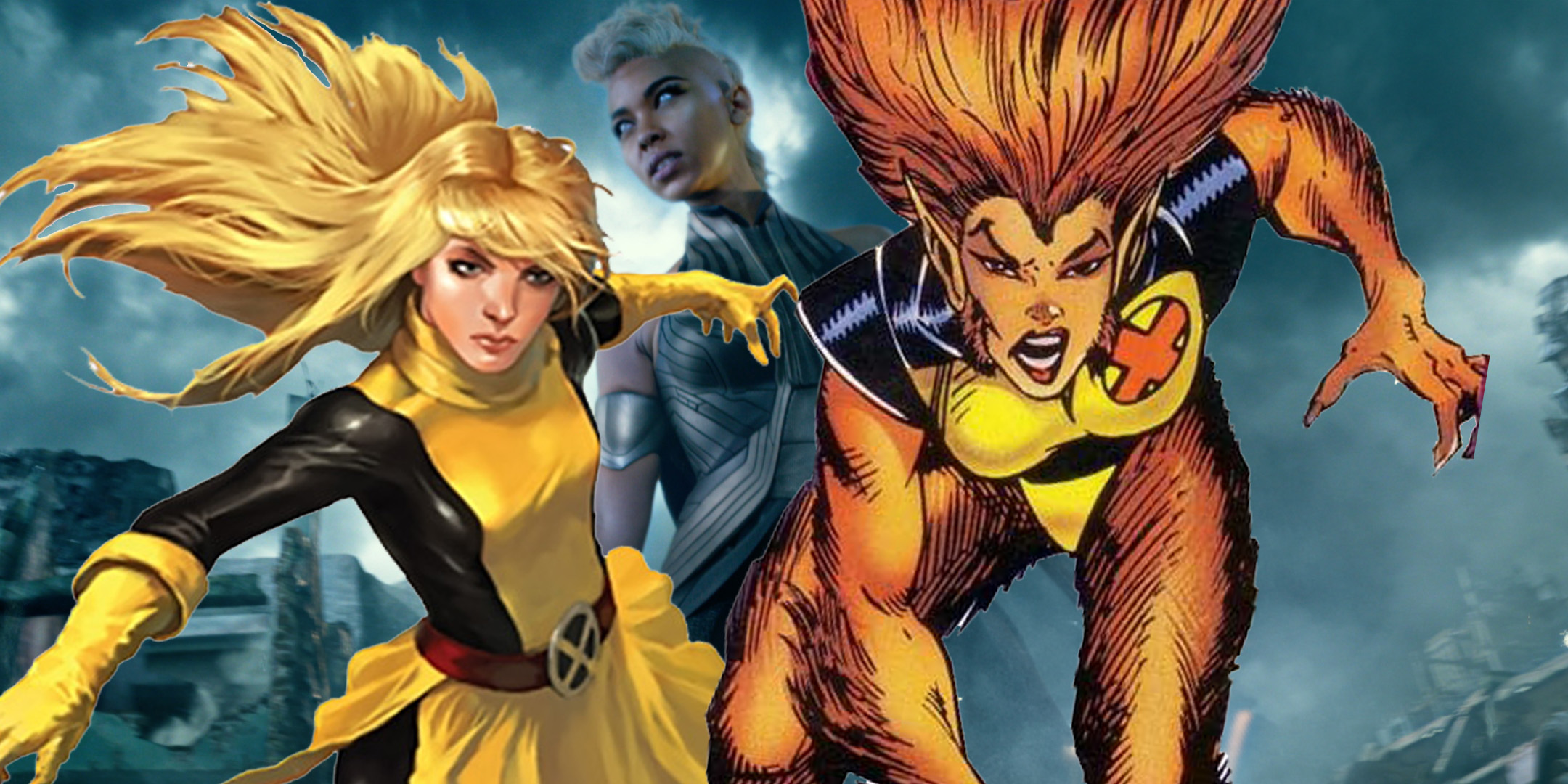 A new report claims that Josh Boone's New Mutants cast is coming together and that Maisie Williams, Anya Taylor-Joy and Alexandra Shipp are all set to star.