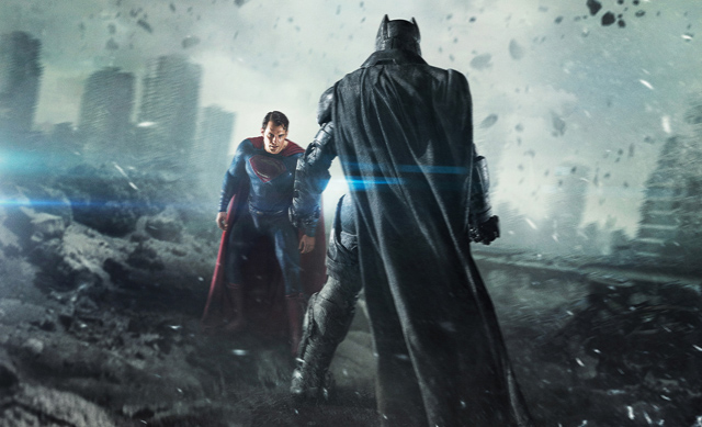 Batman v Superman Passes $850 Million at the Worldwide Box Office