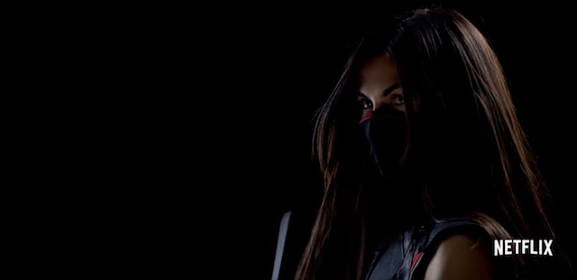 Check out the new Daredevil teaser at ComingSoon.net! The Netflix series returns for season two later this month, bringing with it Elektra and The Punisher!