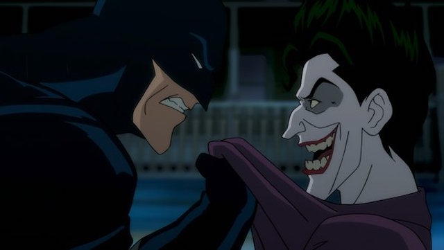 Check out the first image from Warner Bros. and DC Comics' upcoming Batman: The Killing Joke movie. Kevin Conroy and Mark Hamill reprise their iconic roles.