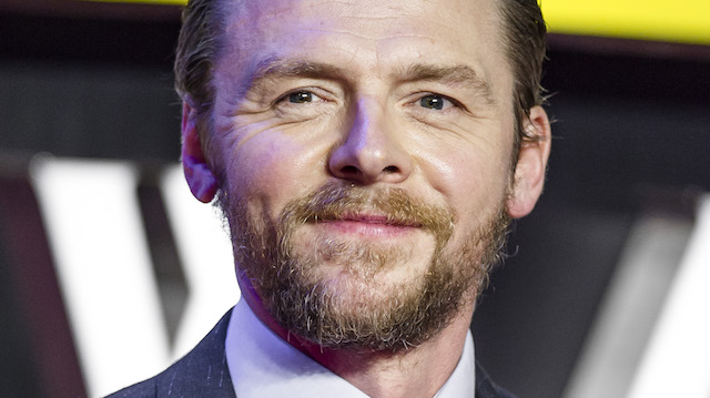 Simon Pegg is in talks to join the cast of Steven Spielberg's soon to shoot Ready Player One movie opposite Olivia Cooke, Ben Mendelsohn and Tye Sheridan.