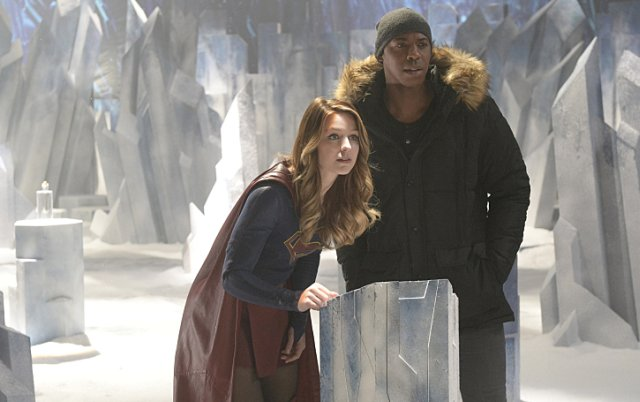 Take a Trip to the Fortress of Solitude in Our Supergirl Episode 15 Recap