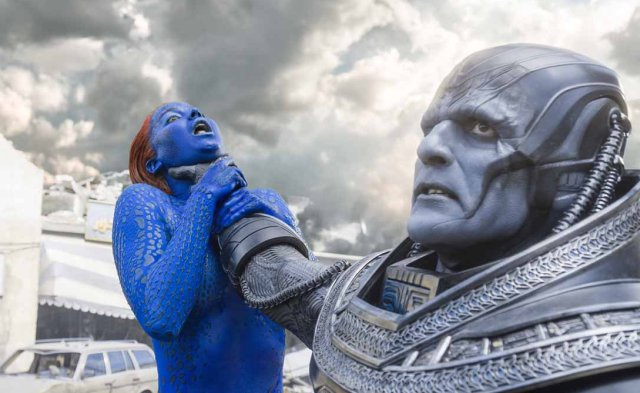 Jennifer Lawrence 'Dying' to Return for More X-Men Movies