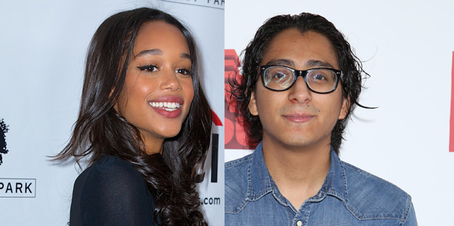 The Spider-Man Homecoming cast has added both Laura Harrier and Tony Revolori. The Jon Watts film is slated to hit the big screen July 7, 2017.