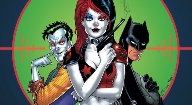 Check out the DC Comics July 2016 solicitations with cover art for more than 100 upcoming single issues, collected editions and other collectible products.