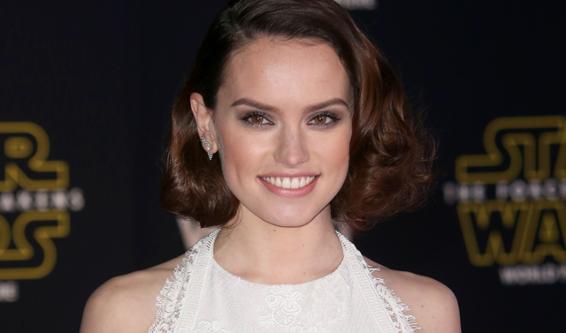 Daisy Ridley takes Star Wars fans behind the scenes of her Jedi training, sharing an Instagram video in which she demonstrates her fighting skills.