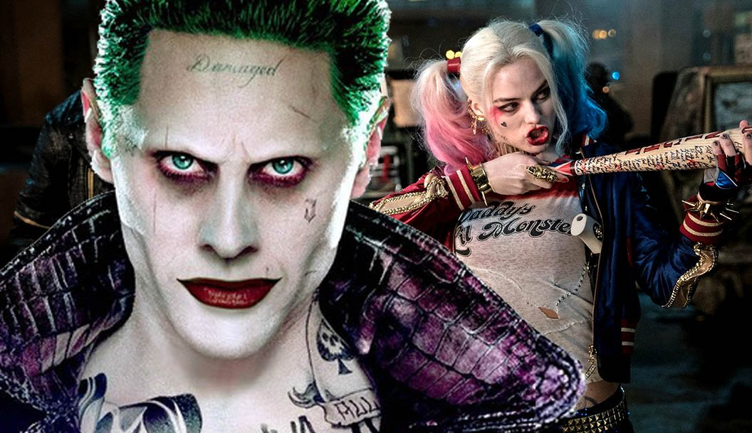 Jared Leto and Margot Robbie tease new details about the Suicide Squad Joker and Harley Quinn. Catch them as part of Task Force X on the big screen August 5.