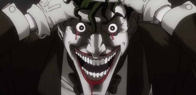 The Batman: The Killing Joke trailer has arrived, offering a look at DC Comics' R-rated adaptation of the Alan Moore and Brian Bolland graphic novel.