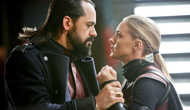 Vandal Savage's Daughter and a Giant Robot Fight in Our Legends of Tomorrow Recap