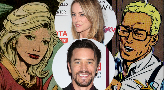 The Following's Jessica Stroup and Banshee's Tom Pelphrey will play Rand Enterprise's sibling pair of Joy and Ward Meachum on Marvel's Iron Fist series.