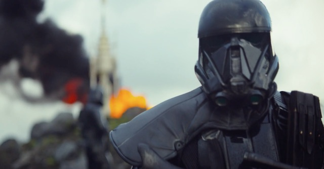 Walt Disney Pictures and Lucasfilm Ltd. have just announced that the first Rogue One footage will debut tomorrow morning on Good Morning America.