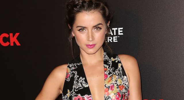 Knock Knock star Ana de Armas will join Ryan Gosling, Harrison Ford, Robin Wright and Dave Bautista for the upcoming Blade Runner sequel.