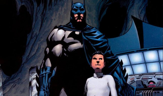 Writer Grant Morrison took Batman and weaved the most intricate and inspiring tale of the Dark Knight that lasted over seven years and weaved in all manner of Batman continuity into one web. The true beginning though is Batman and Son, offering the introduction to Bruce's son Damien.