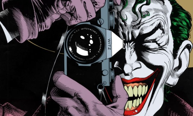 "Another prestige format comic, the controversial ""Killing Joke"" allows The Joker to tell a version of his origin while mirroring that with his own attempts to prove anyone can break bad, by inflicting his most sinister plan on Commissioner Gordon himself."