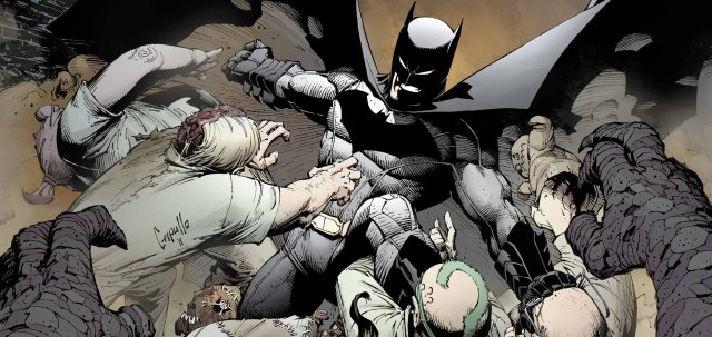 Set in Batman's prime, Batman: Court of Owls tells of an extensive conspiracy in Gotham going back hundreds of years and forces Bruce to act both with and without his mask.
