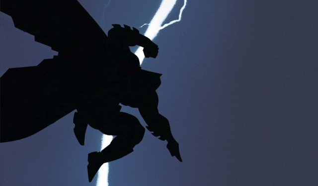 The Dark Knight Returns paints a picture of a future where Bruce Wayne hung up the cowl, but the voice in the back of his head never quite left.