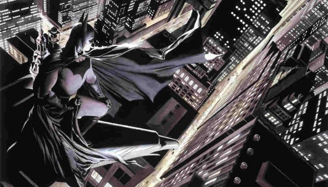 Paul Dini's work isn't limited to the animation medium as he's written several comics featuring the Caped Crusader, though the most poignant and hard-hitting is Batman: War on Crime from his The World's Greatest Super-Heroes collection of stories.