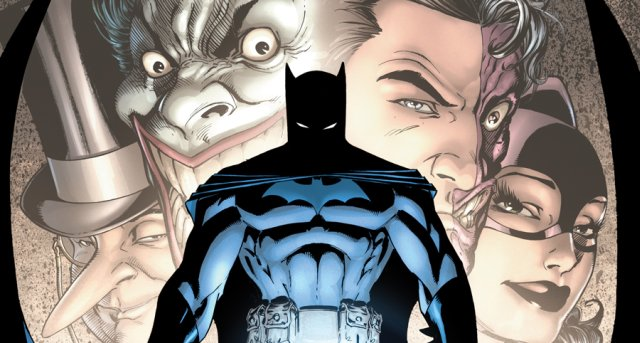 """The Dark Knight Returns might have finality to it, but Neil Gaiman's two-issue story is the true """"last"""" Batman story."""