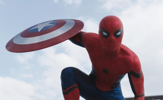 Are you ready for Spider-Man Homecoming? Sony Pictures today revealed that that's the title of the 2017 Marvel Cinematic Universe standalone Spidey film.