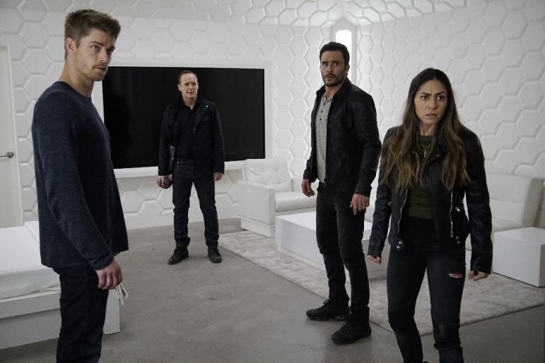 Agents of SHIELD Episode 317 Recap: Hive Infiltrates SHIELD