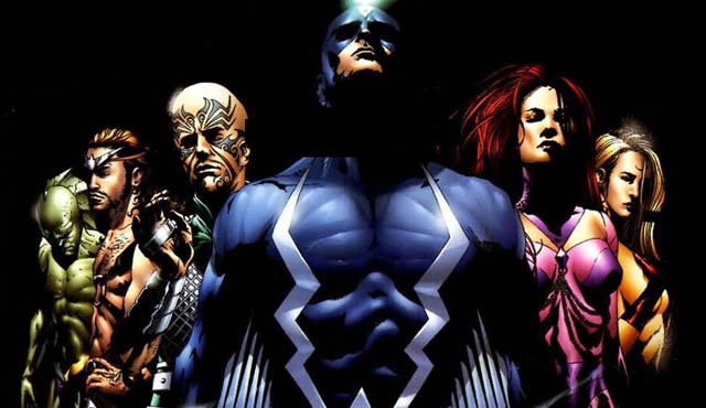 """Marvel Studios has removed the Inhumans movie from their upcoming release schedule. Marvel's royal family was originally going to launch """"Phase Four""""."""