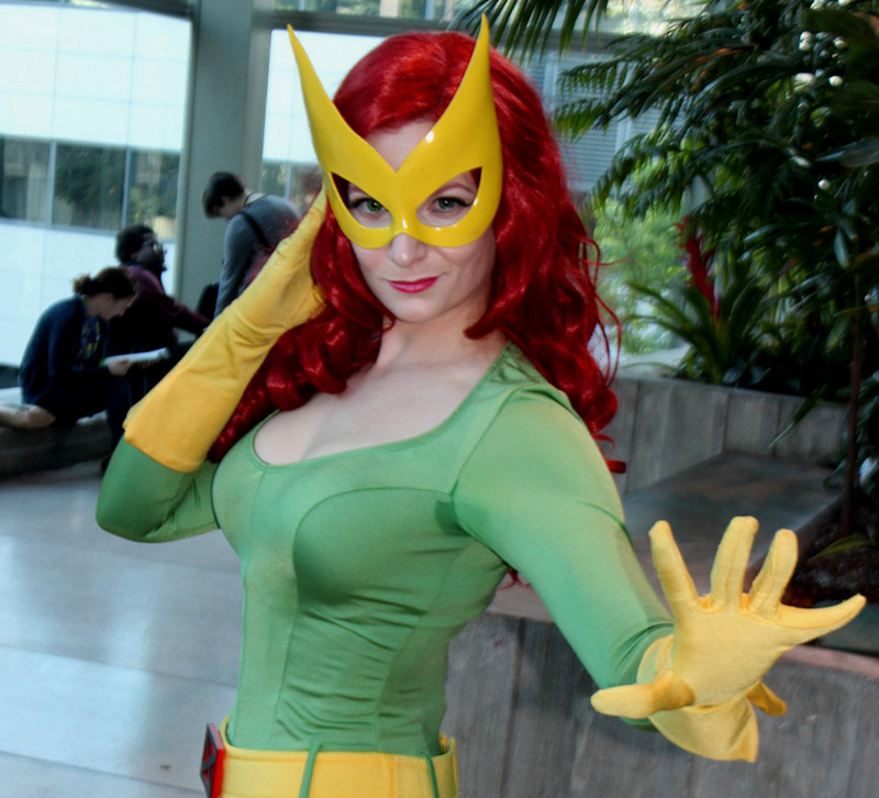 Check out our first gallery of Emerald City Comicon cosplay with more to come. The annual event runs through this Sunday, April 10 in Seattle, Washington.