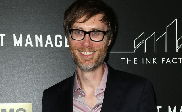Stephen Merchant, star & co-creator of The Office, has taken a mystery role in James Mangold's upcoming Wolverine sequel. It hits theaters March 3, 2017.
