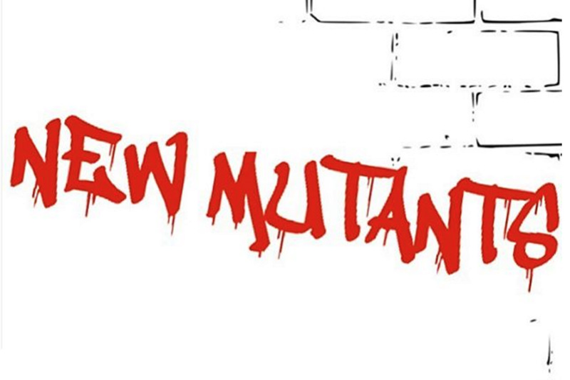 Director and co-writer Josh Boone has turned in the second draft his New Mutants script! See the logo he featured on the cover page of his Marvel adaptation