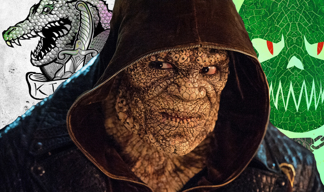 Adewale Akinnuoye-Agbaje chats with ComingSoon.net / SuperHeroHype.com about his Suicide Squad role as Killer Croc, promising multiple underwater scenes!