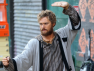Finn Jones Practices His Moves in New Iron Fist Set Photos