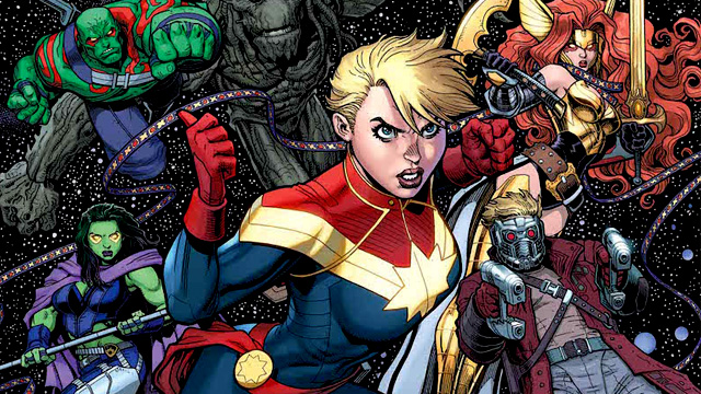 Check out the full Marvel August 2016 solicitations for a look at more than 150 different single issues, trade collections and other products.
